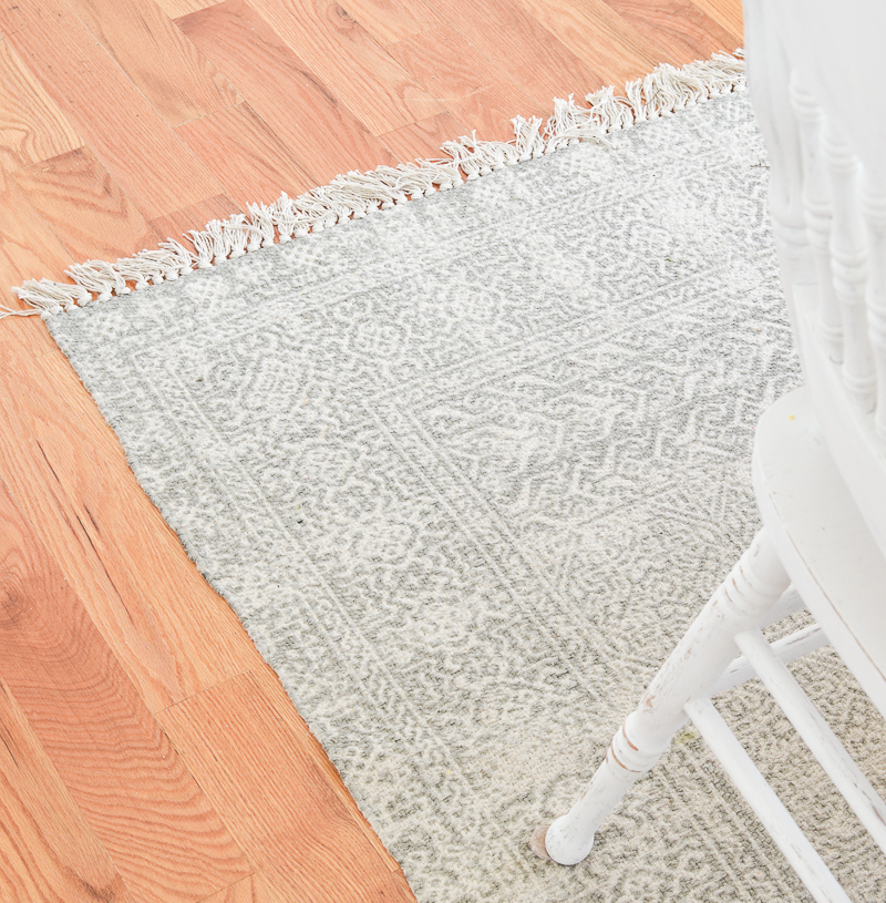 Tips & Tricks for Easy Area Rug Shopping. How to find the perfect area rug for your home.