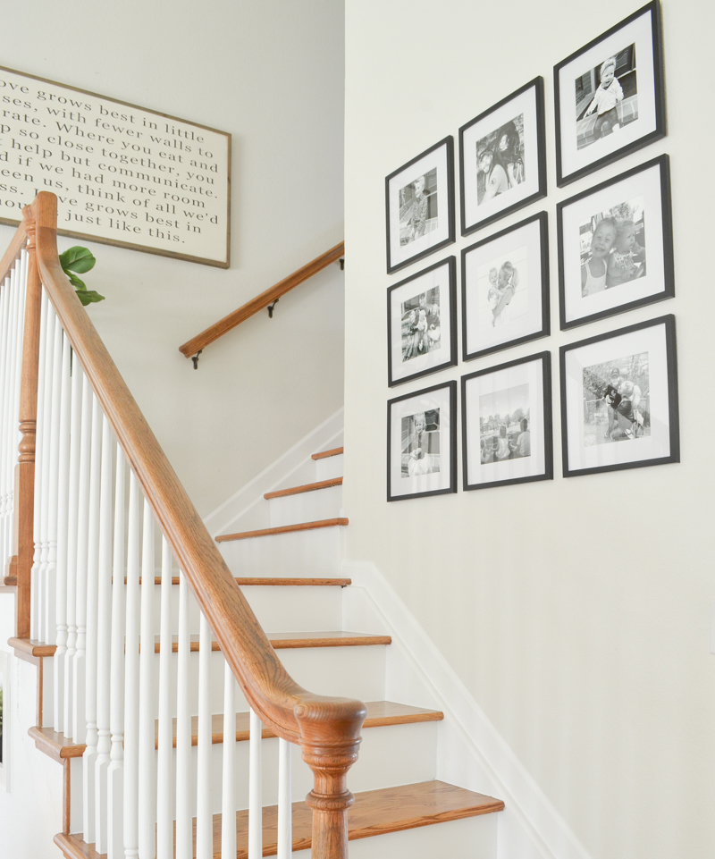 How to Hang a Photo Gallery Wall