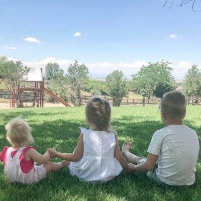 On Life with Three Kids
