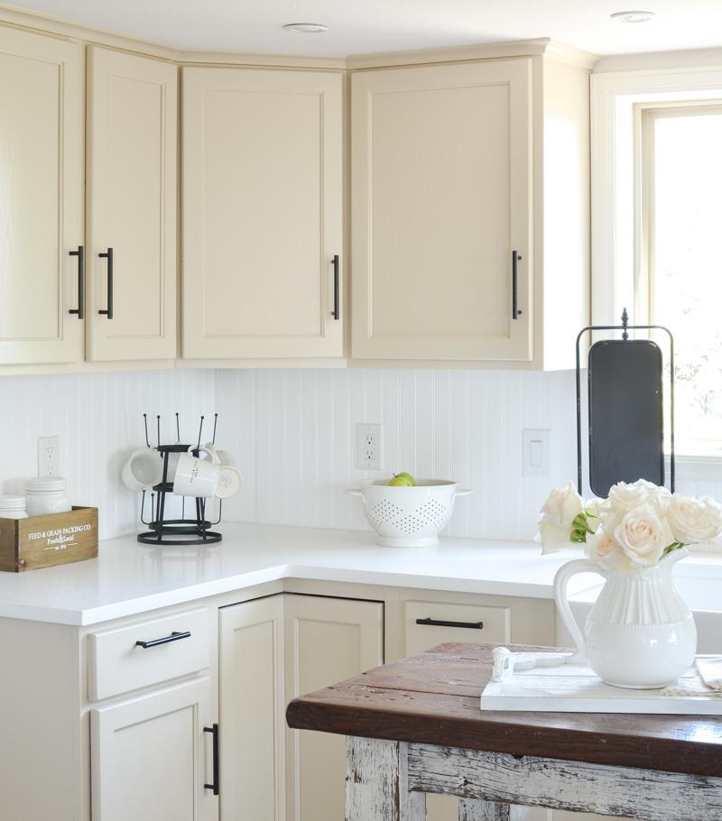 Kitchen Pictures With Quartz Countertops: An Honest Review Of Our White Quartz Countertops